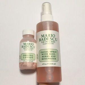 MARIO Badescu Facial spray & drying lotion